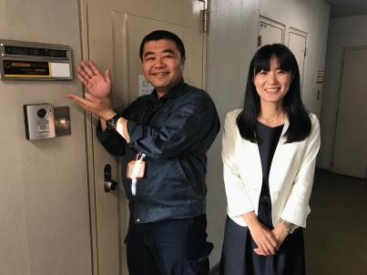 大阪総合労務会計事務所内