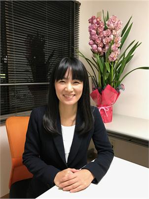 代表税理士・社会保険労務士 阿部ミチル